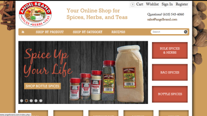Angel Brand Spices