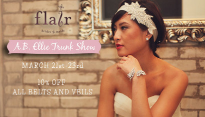 Flair Boston Trunk Show – AB Ellie