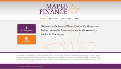 Maple Finance Company