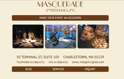 Masquerade Enterprises