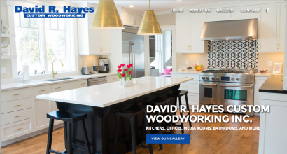 David R. Hayes Custom Woodworking